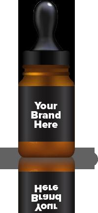 Private Label Ninja - CBD Bottle